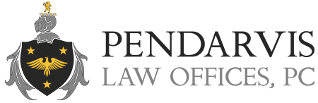 Pendarvis Law Offices Retina Logo
